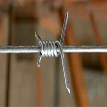 Harga Kilang 25kg Galvanized Barbed Fencing Wire