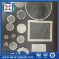 Disco de filtro de aço inoxidável