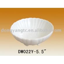 "5.5"" porcelain mixing bowl"