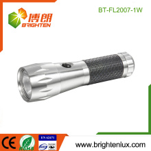 Fabrik nach Maß Aluminiummaterial Bester Handheld-preiswerter trockener batteriebetriebener Großverkauf führte Taschenlampe