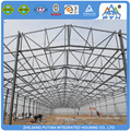 Commercial quickly assemble prefabricated steel structure frame school building house