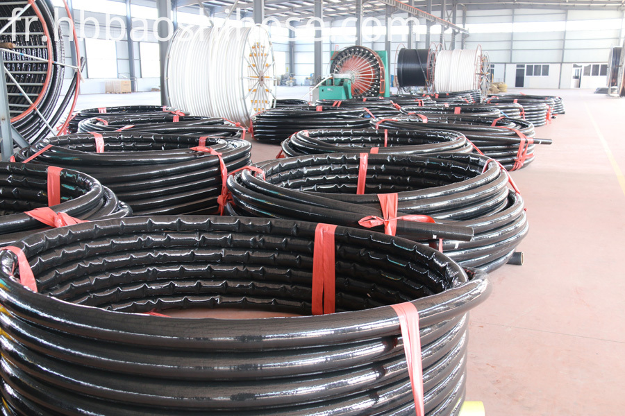 Flexible Composite Gas Tube