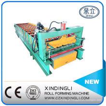 Máquina formadora de rolos de chapa de aço colorida