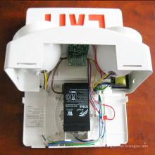 Luz de emergência padrão da UL / luz de equipamento de incêndio de segurança