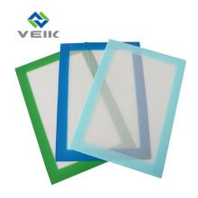 Colorful 295*420mm Silicone Baking Mat