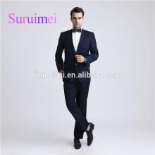 Los nuevos trajes de los hombres de las llegadas de la venta caliente con las mangas largas jadean el envío libre en China