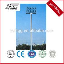 projection type high mast lighting flood light pole