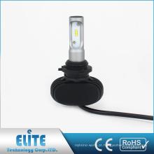 Luzes do carro de segurança com certificado CE Rohs Elite 9006 s1 levou farol