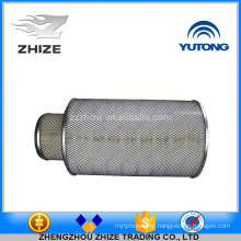 China supply high quality Bus spsre parts 1109-01400 Air Filter Element for Yutong bus