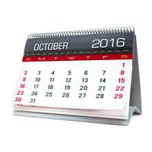 Heißer Verkauf Schreibwaren / Bürobedarf Schreibtisch Kalender Drucken