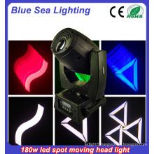 stage light gobo spot light led moving head 180w