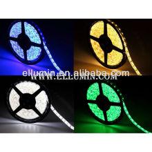 color cambiable dc12v flexible 5050 SMD led tira RGB luz