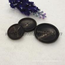 4 Löcher Knopf für Mantel