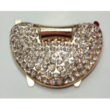 Glamorous Metal Shoe Buckle Women's Charms Ornements
