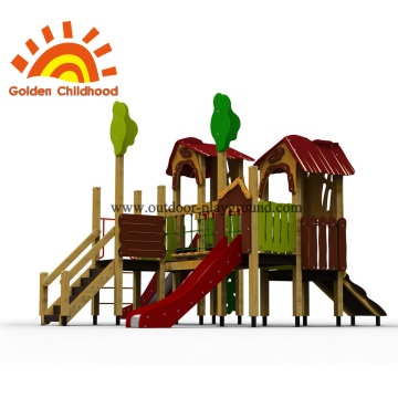 Jungle Fairy Outdoor-Spielplatz für Kinder