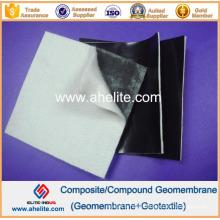 HDPE LDPE LLDPE PVC EVA Geomembranes Composite Pet PP Nonwoven Geotextiles