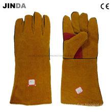 Cowhide Welding Labor Working Gloves (L009)