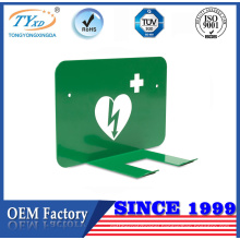 New design aed wall mount bracket for philips defibrillator