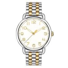 Браслет часы для женщин прекрасный Материал 316L мода 2 тон Цвет наручные часы