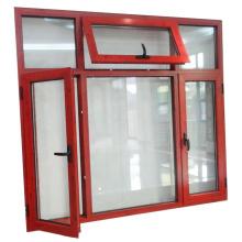 Fenêtres artisanales en aluminium de haute qualité