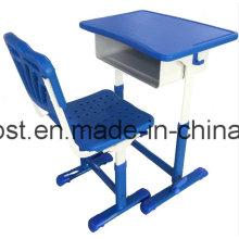 Мебель Пластиковые Студенческий стол с открытой передней металлической книжной шкатулке