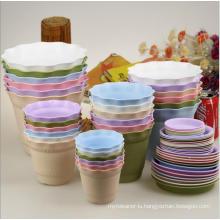 (BC-F1030) Fashionable Design Plastic Flower Pot