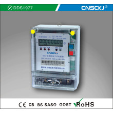 Dds1977 Single-Phase Electronic Abstraction -of-Electricity Prevention Watt-Hour Meter
