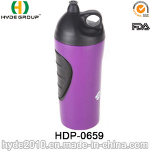 2017 New BPA Free Plastic Sport Drinking Bottle, PE Plastic Sport Water Bottle (HDP-0659)