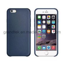 para la funda protectora de la contraportada de cuero ultrafino de la PU iPhone6