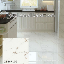 baldosas de mármol antideslizantes artificiales para baldosas de mármol blanco