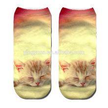 2019 Hot Sale Custom Printed 3d Print Socks Guangdong