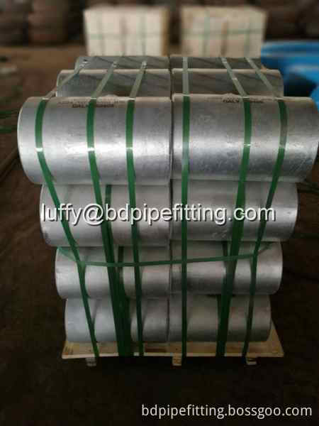 Galvanized Pipe Fitting 11