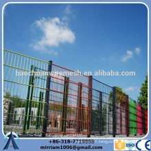 High security heavy gauge welded wire mesh fence for alibaba trade assurance