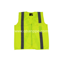 special style reflective safety vest with pocket