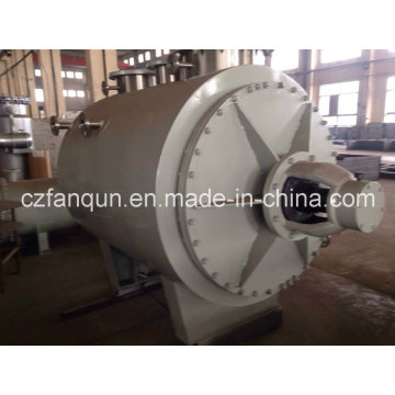 Secador de pá de aço inoxidável para produto químico