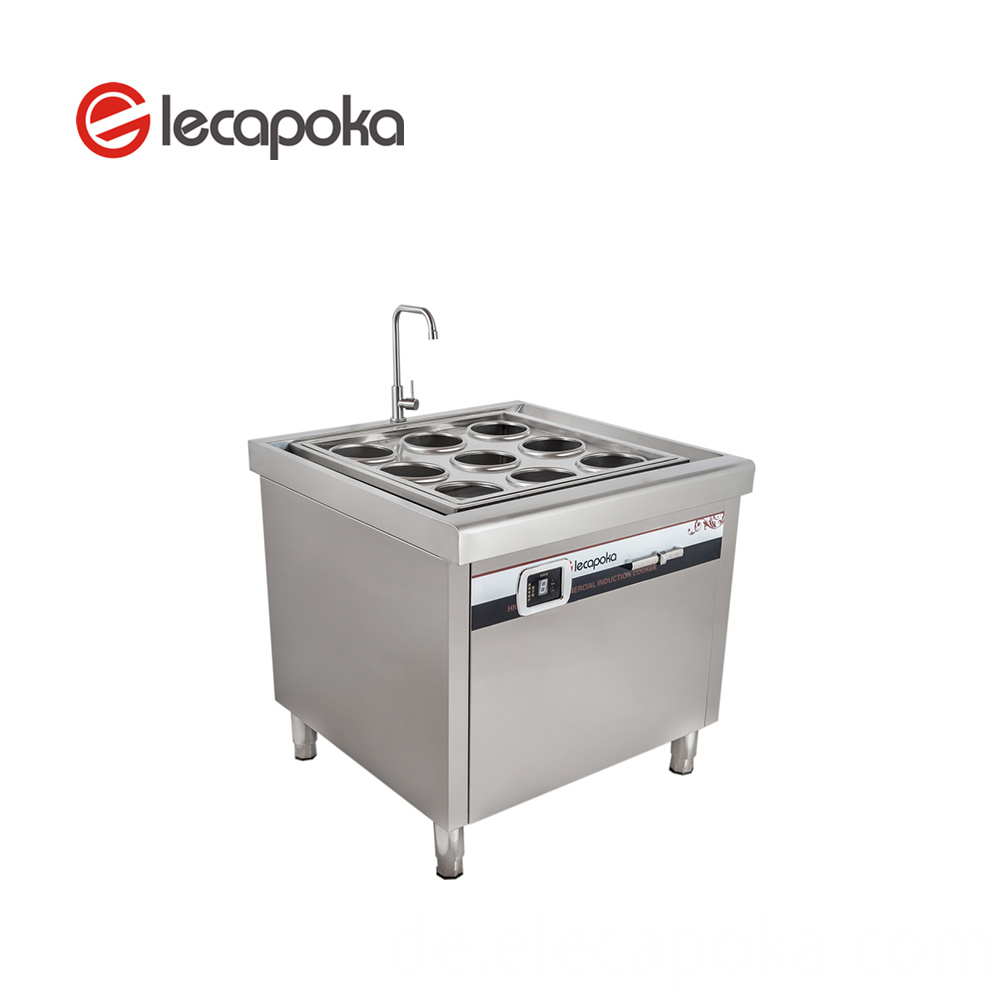 Commercial Noodle Cooker