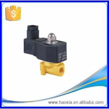 2 vias 2 mini-válvula solenóide de água 2W025-08