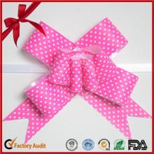 Dekoration Große Hochzeit Auto Geschenkpapier 30mm Pull Bow Ribbon