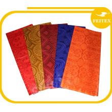 Nouveau style populaire Ghalila fil teint à la main Textile fait à la main en tissu de brocart