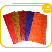 New Popular Style Ghalila Yarn Dyed Textile Hand made guinea brocade fabric