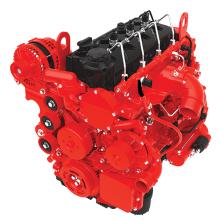 Оригинальный дизельный двигатель ISF2.8S3129T для грузовика