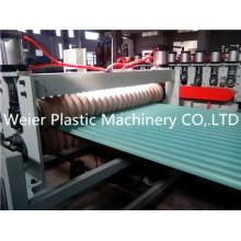 Машины для изготовления пластиковой черепицы, Кровельные листы