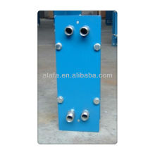 A1 placa intercambiador de calor para el agua, intercambiador de calor de piscina