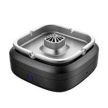 Mini purificateur d'air cendrier rechargeable