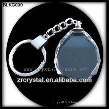K9 cristal em branco para gravação a laser 3D BLKG030