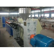 Factory Sell PE Single Wall Corrugated Pipe Extrusion Line