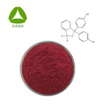 Reactivo químico de polvo de sal sódica roja de fenol al 99%