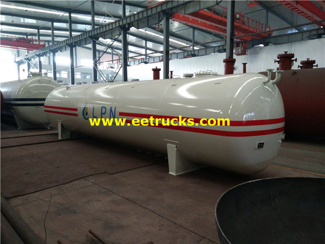 40m3 Propane Aboveground Tanks