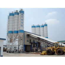 Planta mezcladora de concreto fija de 180 m3 / h