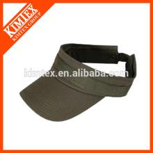 Sombrero de visera de sol de moda con buena calidad